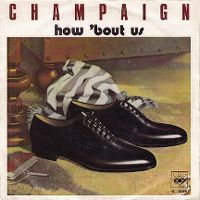 Cover Champaign - How 'Bout Us