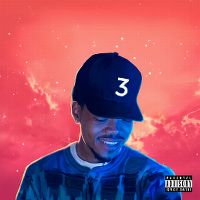 Cover Chance The Rapper - Coloring Book