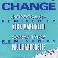 Cover Change - Mutual Attraction
