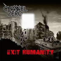 Cover Channel Zero - Exit Humanity