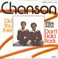 Cover Chanson - Don't Hold Back