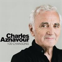 Cover Charles Aznavour - 100 chansons