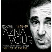 Cover Charles Aznavour - 1948-49: Roche et Aznavour