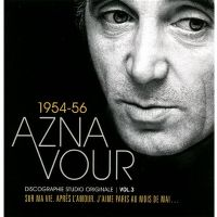 Cover Charles Aznavour - 1954-56