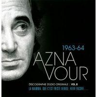 Cover Charles Aznavour - 1963-64