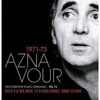 Cover Charles Aznavour - 1971-73