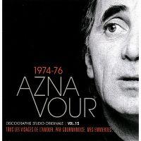 Cover Charles Aznavour - 1974-76