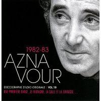 Cover Charles Aznavour - 1982-83