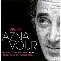 Cover Charles Aznavour - 1986-87
