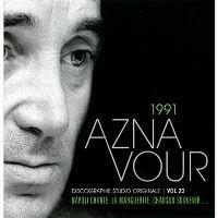 Cover Charles Aznavour - 1991