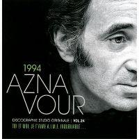 Cover Charles Aznavour - 1994