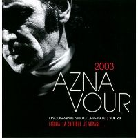 Cover Charles Aznavour - 2003