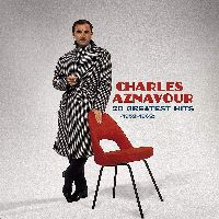 Cover Charles Aznavour - 20 Greatest Hits (1952-1962)