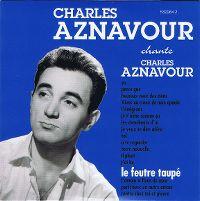 Cover Charles Aznavour - 5 albums originaux
