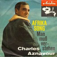 Cover Charles Aznavour - Afrika Song