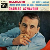 Cover Charles Aznavour - Alléluia