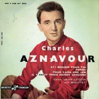 Cover Charles Aznavour - Ay! Mourir pour toi