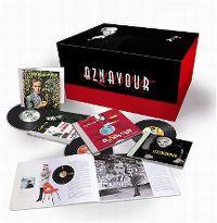 Cover Charles Aznavour - Aznavour Anthologie