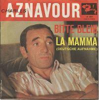 Cover Charles Aznavour - Bitte bleib