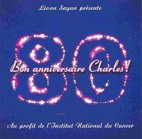 Cover Charles Aznavour - Bon anniversaire Charles!
