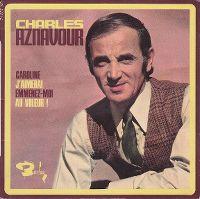 Cover Charles Aznavour - Caroline