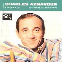 Cover Charles Aznavour - Esperanza