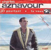 Cover Charles Aznavour - Et pourtant