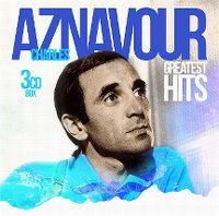 Cover Charles Aznavour - Greatest Hits