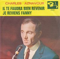 Cover Charles Aznavour - Il te faudra bien revenir