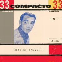 Cover Charles Aznavour - Jézébel