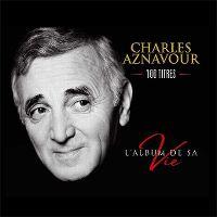 Cover Charles Aznavour - L'album de sa vie - 100 titres