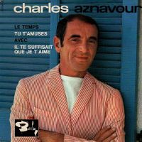Cover Charles Aznavour - Le temps