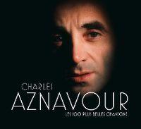 Cover Charles Aznavour - Les 100 plus belles chansons