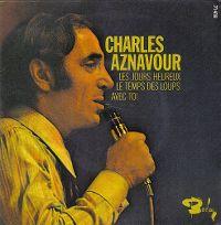 Cover Charles Aznavour - Les jours heureux