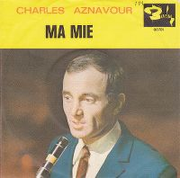 Cover Charles Aznavour - Ma mie