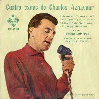 Cover Charles Aznavour - ¡Oh, morir por ti!