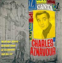 Cover Charles Aznavour - On ne sait jamais