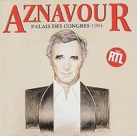 Cover Charles Aznavour - Palais des Congrès 1994