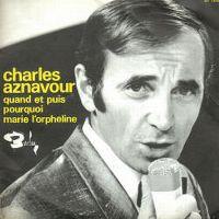 Cover Charles Aznavour - Quand et puis pourquoi