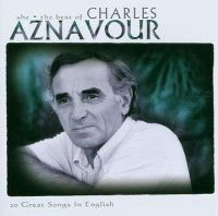 Cover Charles Aznavour - She - The Best Of - 20 Great Songs In English