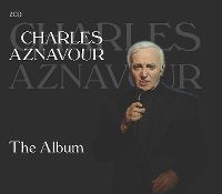 Cover Charles Aznavour - The Album