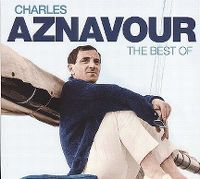 Cover Charles Aznavour - The Best Of - Le coffret 2014