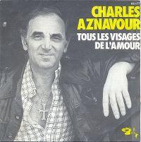 Cover Charles Aznavour - Tous les visages de l'amour