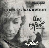 Cover Charles Aznavour - Une enfant