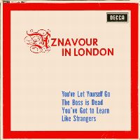 Cover Charles Aznavour - You've Let Yourself Go