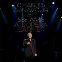 Cover Charles Aznavour et ses amis - À l'opéra Garnier