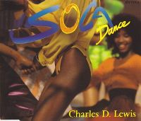 Cover Charles D. Lewis - Soca Dance