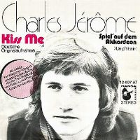 Cover Charles Jérôme - Kiss Me (deutsch)