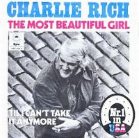 Cover Charlie Rich - The Most Beautiful Girl