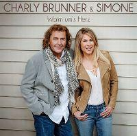 Cover Charly Brunner & Simone - Warm um's Herz